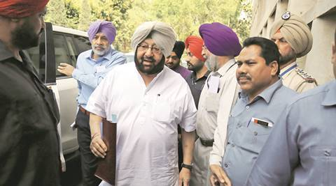 There is nobody better than Captain saab: Navjot Singh Sidhu