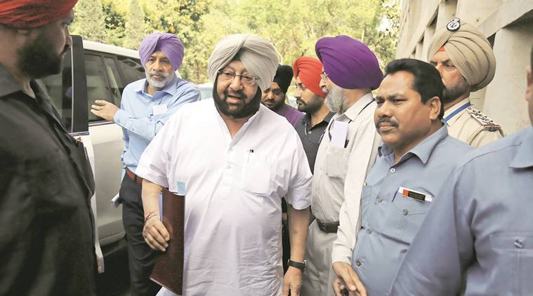 punjab, punjab government, chief minister amarinder singh, captain amarinder singh, capt amarinder, navjot singh sidhu, punjab news, india news, indian express news