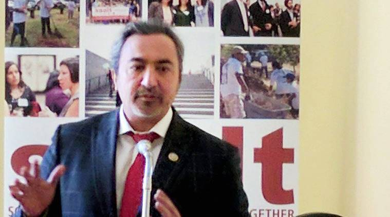 US lawmakers, US hate crimes, hate crime, Ami bera, condemn hate crime, racial attacks, world news, indian express news