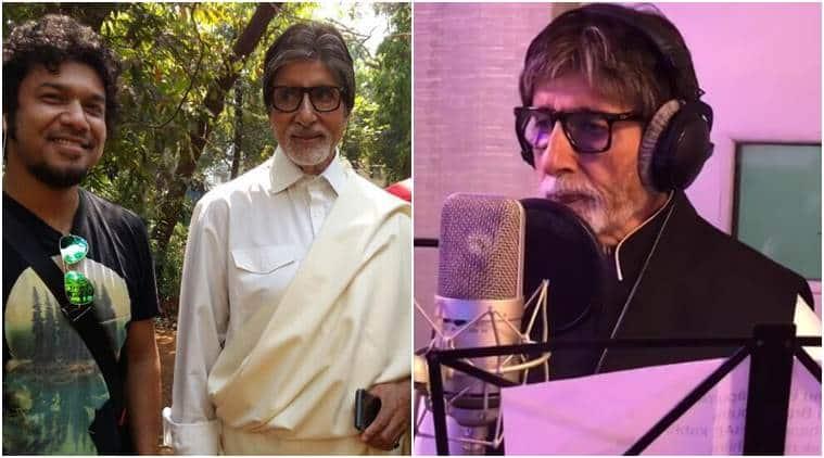 Amitabh Bachchan, Namami Brahmaputra, Namami Brahmaputra song, Namami Brahmaputra song video