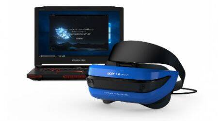 Microsoft to ship Acer's Mixed Reality headsets later this month