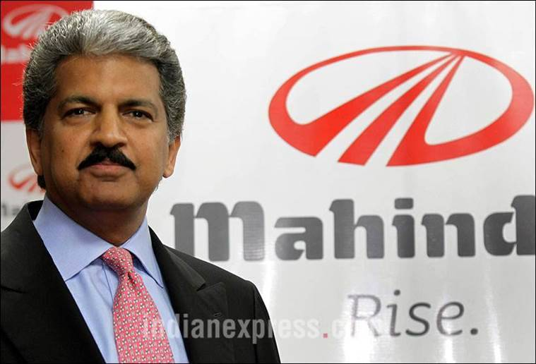 anand mahindra 2 Manhidra group's chairperson anand mahindra has hailed  just like a magnet  has two poles, maharashtra has two poles - one is its rural.