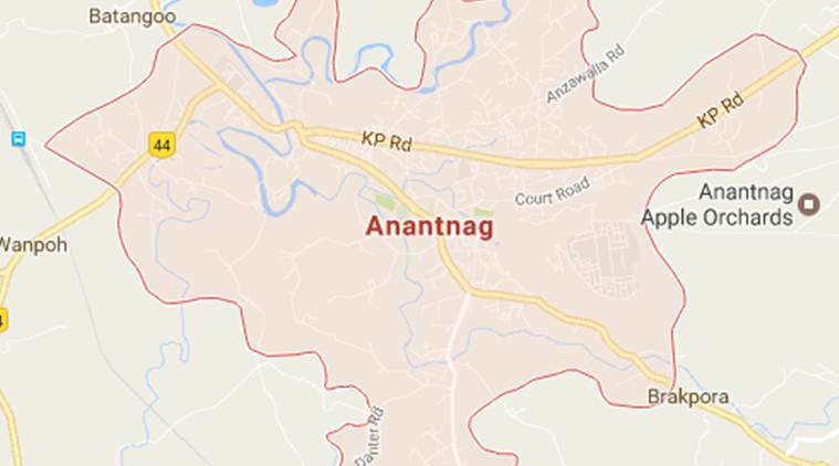 Anantnag, Bank looted, Bank looted in Srinagar, Kashmir bank looted