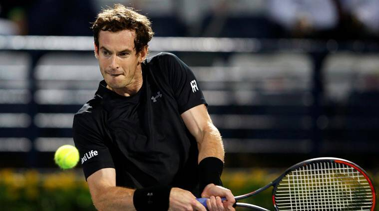 Murray sets up Dubai Open showdown against Verdasco