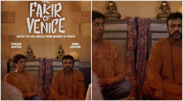 The Fakir of Venice,The Fakir of Venice first look, The Fakir of Venice image