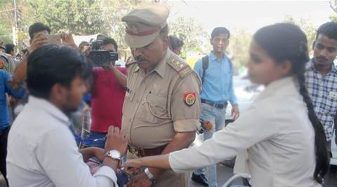 Anti-Romeo squads, UP Anti-Romeo squads, Jharkhand Anti-Romeo squads, Ranchi SSP on Anti-Romeo squads, harassment cases, Ranchi women college, indian express news