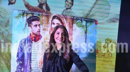 Phillauri: Anushka Sharma aka ghost Shashi to visit cinema halls before the release, but there is a catch. Read more