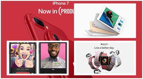 Apple's RED iPhone 7, 7 Plus, upgraded 9.7-inch iPad: Everything that wasannounced