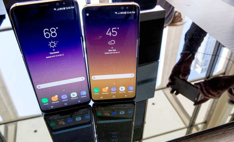 Samsung, Samsung Galaxy S8, Galaxy S8 price, Galaxy S8 vs Galaxy S8 Plus, Galaxy S8 price India, Galaxy S8 launch, Galaxy S8 specs, Galaxy S8 Infinity Display, Galaxy S8 battery, Galaxy S8 camera, mobiles, smartphones, technology, technology news