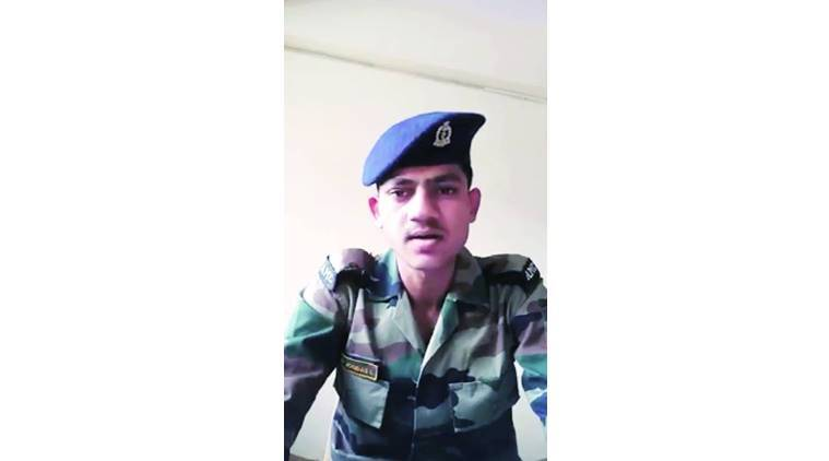 Army, army jawan, jawan video, army ill-treatment, army slaves, slaves jawan, jawan viral video, jogidas jawan, army rubbishes allegations, sahayak system army, india news