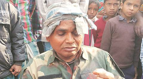 West Bengal: Men in Army fatigues try to 'pick up' man in Maldavillage