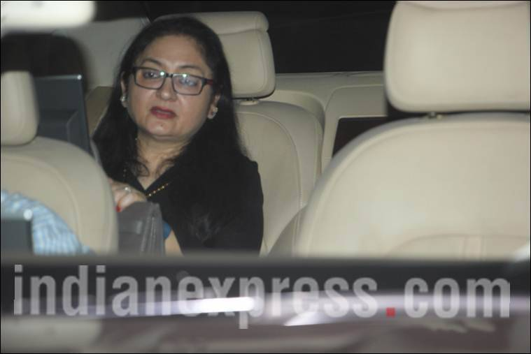 Ashima Sharma, Anushka Sharma mother