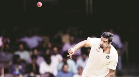 Ashwin and Jadeja playing on a loop