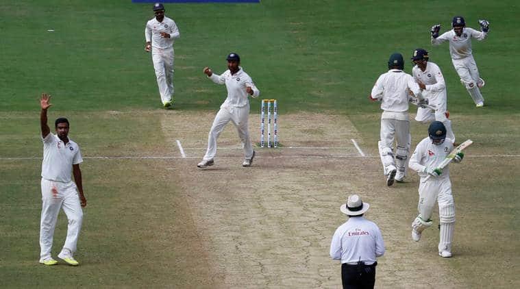 ravichandran ashwin, ashwin, r ashwin, ashwin wickets, ashwin australia, ashwin australia video, india australia, ind vs aus, india australia bangalore test, cricket news, sports news