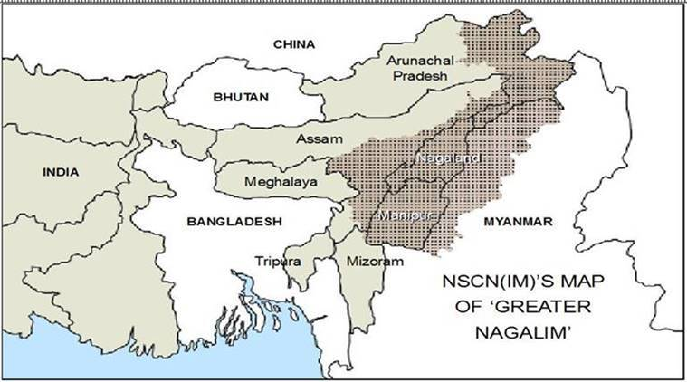 Muivah, Thuingaleng Muivah, NSCN(IM), NSCN(IM) general secretary, nagas, naga rightsm rights of nagas, assam protest, manipur protest, indian express news, india news, indian express explained