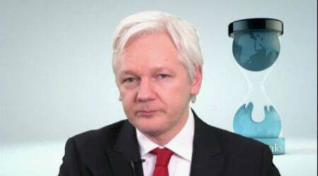 Julian Assange, Wikileaks founder, CIA data leak, Assange webcast, better secure communication technology, CIA, cyberweapons arsenal, cyber tools, CIA hacking archive, technical nature of program, political nature of program, CIA leaked documents, WikiLeaks vault 7 documents, technology, technology news