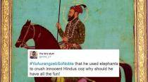 Was Aurangzeb a noble emperor? Twitter explodes with sarcastic ​tweets as #YoAurangzebSoNoble trends