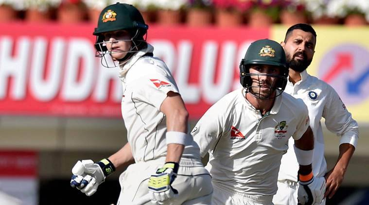 India vs Australia, Ind vs Aus, India vs Australia 3rd Test, Kohli, Kohli injury, Virat Kohli, Steve Smith, Smith, Smith hundred, Maxwell, Glenn Maxwell, Cricket news, Cricket