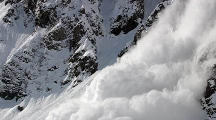Avalanche warning for high-altitude areas in Jammu and Kashmir