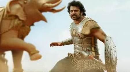 baahubali 2, baahubali: the conclusion, baahubali 2 screens, baahubali release, prabhas, rana daggubati, ss rajamouli, anushka shetty, indian express, indian express news, entertainment, bollywood news, tollywood news
