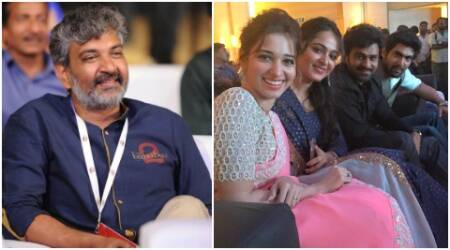 Baahubali 2: SS Rajamouli gets emotional, shares heartfelt messages for Prabhas, Rana Daggubati, Karan Johar, Anushka Shetty
