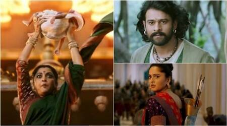 Baahubali 2 trailer record, baahubali 2 trailer most viewed, baahubali 2 trailer breaks record, baahubali 2 trailer updates, baahubali 2 movies updates, baahubali 2 makes another record,