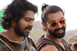 Prabhas & Rana Daggubati on Baahubali: A Franchise Like Baahubali Won't Happen Again In OurCareer.