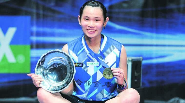 tai tzu ying, tailwan, badminton, all england tournament, all england badminton tournament, tai tzu ying badminton, sports news, indian express