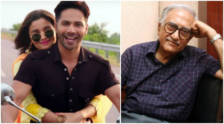 badrinath ki dulhania, badrinath ki dulhania ameen sayani, ameen sayani, badrinath ki dulhania karan johar, badrinath ki dulhania varun dhawan alia bhatt, varun dhawan, alia bhatt, badrinath ki dulhania news, badrinath ki dulhania release, badrinath ki dulhania retro, badrinath ki dulhania ameen sayani voice, ameen sayani voice, karan johr ameen sayani, varun alia ameen sayani, badri varun alia, badrinath ki dulhania promotions, karan johr news, bollywood news, entertainment updates, indian express, indian express news, indian express entertainment