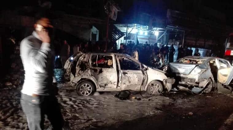 baghdad, baghdad bomb blast, iraq car bomb, baghdad car bomb blast latest news, world news, middle east news
