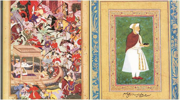 Attendant Lords: Bairam Khan and Abdur Rahim, Courtiers and Poets in Mughal India, T.C.A. Raghavan, Harper Collins, books review, indian express books review