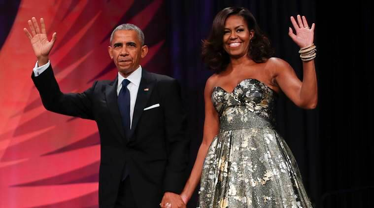 barack obama, michelle obama, obama, obama women's day, obama gender quality, barack obama feminism, barack obama feminist, world news, indian express news