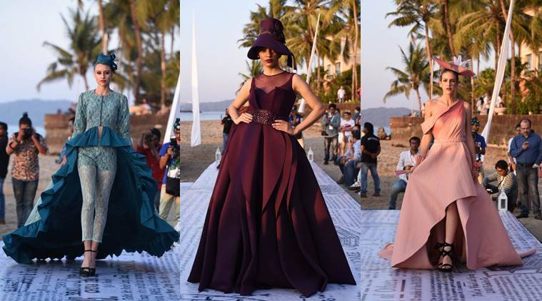 India Beach Fashion Week, India Beach Fashion Week 2017, 2017 India Beach Fashion Week, goa beach fashion week, bridal fashion week, beach bridal fashion, lifestyle news, fashion news, latest news