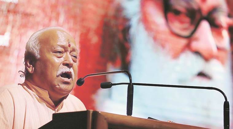 Not interested in becoming President: Mohan Bhagwat
