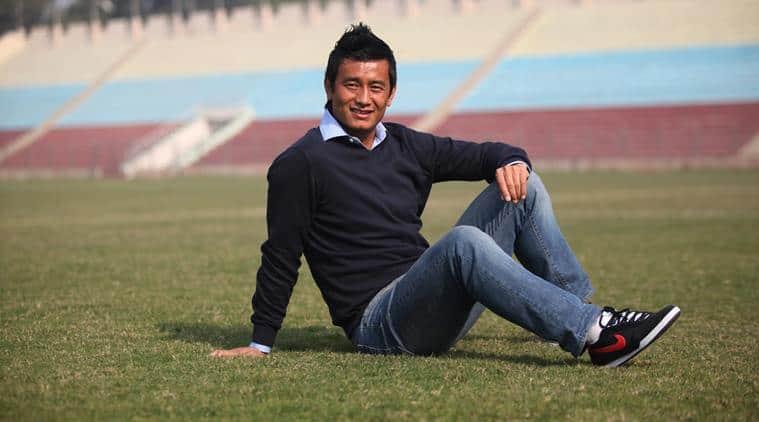 Bhaichung Bhutia, Bhaichung Bhutia aiff, aiff, Bhaichung Bhutia aiff advisor, india football, football news, sports news, indian express