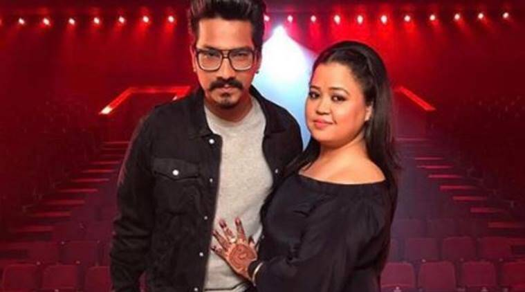 bharti singh, laughter queen bharti singh, bharti singh indian comedian, bharti singh film, bharti singh nach baliye, nach baliye 9, bharti singh fiance, bharti singh wedding, indian express news, entertainment news