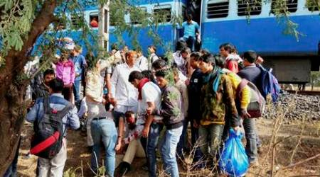 Bhopal-Ujjain train blast case, train blast, bhopal ujjain blast, lucknow terrorist attack, bhopal ujjain train blast probe, probe, indian express news, india news