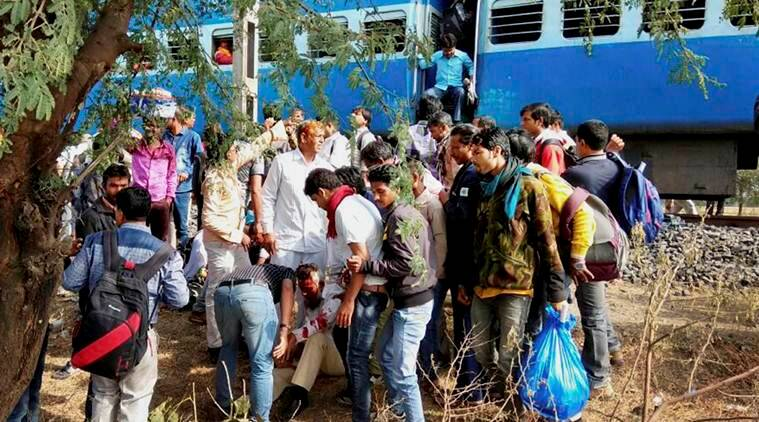 Madhya Pradesh train blast, Bhopal-Ujjain train blast, train explosion, explosion in MP train, Bhopal train blast, terrorism, Bhupendra Singh, Madhya Pradesh news, MP news, Bhupendra Singh, India news, indian express