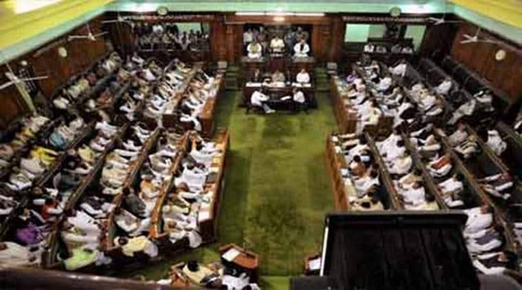 bihar assembly, jdu mla arrest, janata dal united, bjp bihar, mewalal choudhary, bihar agriculture university, bau, bihar news, patna news