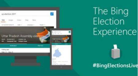 Election results 2017 to be live on Microsoft Bing