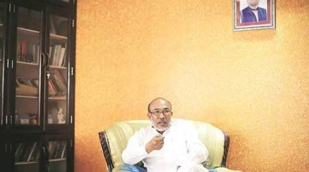 Manipur elections, Manipur elections 2017, Manipur polls, Manipur polls 2017, Nongthombam Biren, Manipur BJP, Manipur elections news, indian express