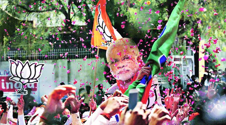 narendra modi, modi, assembly polls, state assembly polls, BJP, congress, AAP, UP, Uttarakhand, goa, P Chidambaram, P Chidambaram indian express