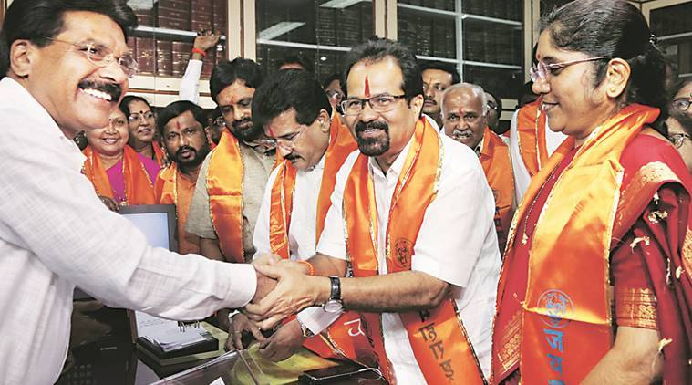 Maharashtra, Maharashtra government, Vishwanath Mahadeshwar, shiv sena, bjp, Uddhav Thackeray, BMC, BMC elections, BMC mayor, indian express news, mumbai news, india news