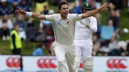new zealand vs south africa, nz vs sa, sa vs nz, south africa vs new zealand, trent boult, boult, trent boult new zealand, cricket news, cricket
