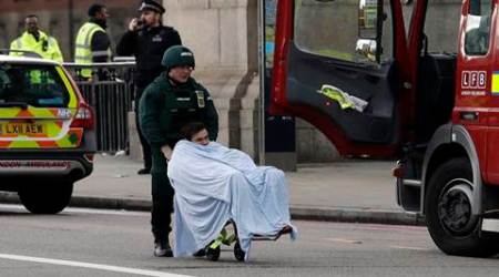 London terror attack, Westminster attack, Westminster shooting, London attack, UK parliament atack, Indian-american condemns attack, world news, indian express news