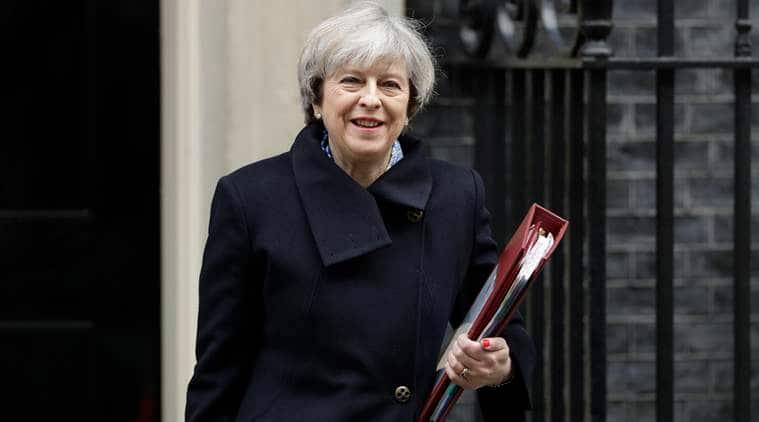 Theresa may, brexit, britains exit, european union, EU's Lisbon Treaty , world news, latest news