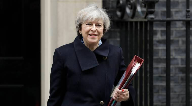 Brexit, European Union, British Prime Minister Theresa May, European Union budget, UK Brexit, British lawmakers on Brexit, world news, indian express news
