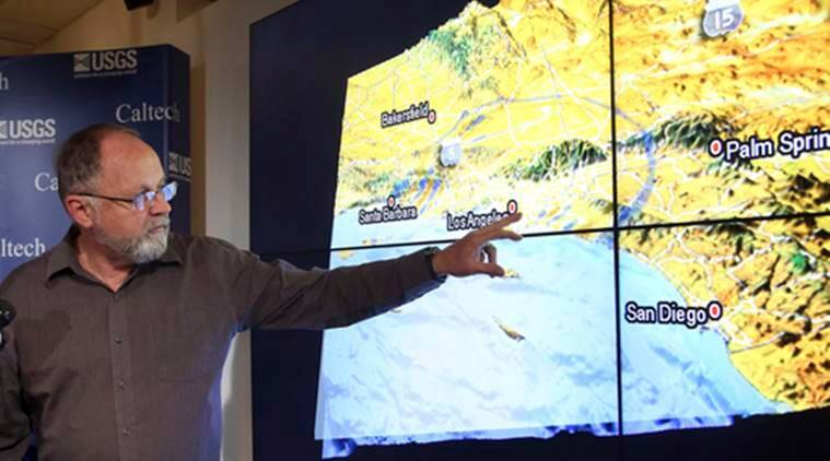 California fault, california fault threat, earthquake threat, earthquake, Newport-Inglewood, Rose Canyon, study, science news, indian express news