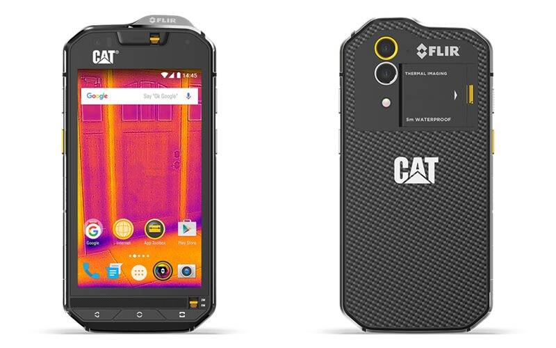 Cat S60, Cat S60 thermal camera, Cat S60 price, Cat S60 Amazon sale, Cat S60 price, Cat S60 features, Cat S60 specifications, Bullitt Group, Cat S60 with thermal camera, Cat S60 smartphone, Cat S60 sale, Android, smartphones, technology, technology news
