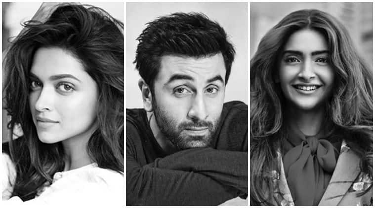 Ranbir Kapoor, Deepika Padukone, Sonam Kapoor, celebrity closet, Deepika Padukone pics, Sonam Kapoor pics, Ranbir Kapoor pics